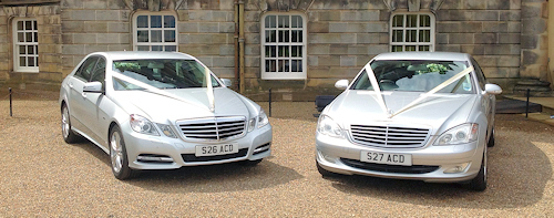 Chauffeur Drive Edinburgh Wedding Cars Airport Transfers