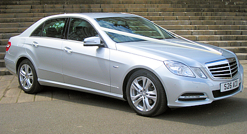 Chauffeur Drive Mercedes Bridal Cars Airport Transfers